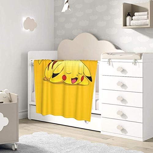shihuainingxianruandans Couverture de bébé de Confort, Couverture Chaude Douce de Kawaii pour Le Voyage extérieur de Poussette Nouveau-né Infantile