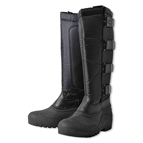 Classic Boots Covalliero Black Riding Thermal BTfTdxpn