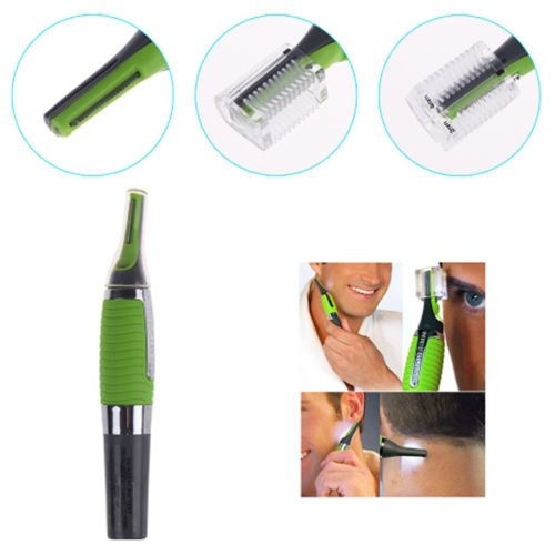 new-micro-touch-max-personal-ear-neck-eyebrow-nose-hair-trimmer-remover