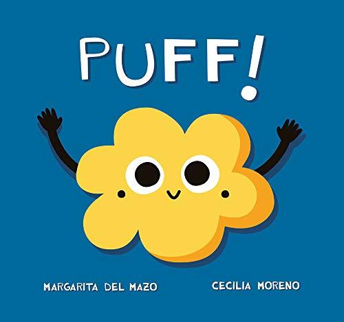 ¡PUFF! (Miau de cartón) por Margarita del Mazo Fernández,Cecilia Moreno Mohedano