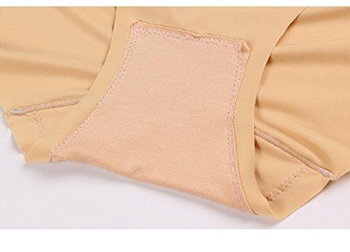 Women's High Eden Shapewear Nude Underpants Waist Of Body Slimming Vogue