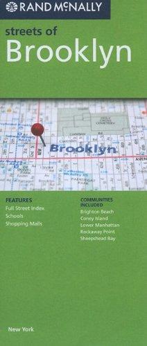 Rand Mcnally Folded Map: Brooklyn, NY (Rand McNally Streets Of…)