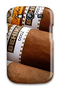 Fashionable Style Case Cover Skin For Galaxy S3- Havana Cigars by icecream design
