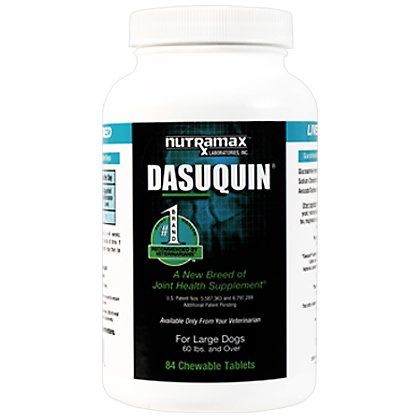 Dasuquin For Large Dogs 60lbs And Over 84ct Bottle