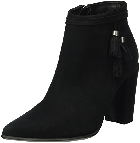 Another Pair of Shoes Audreye1, Botines para Mujer Negro (BLACK01)