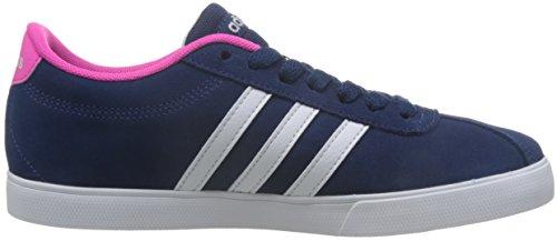 Shock Courtset White Mystery Pink de para adidas Blue Zapatillas W Deporte FTWR Mujer PqwWHdUa