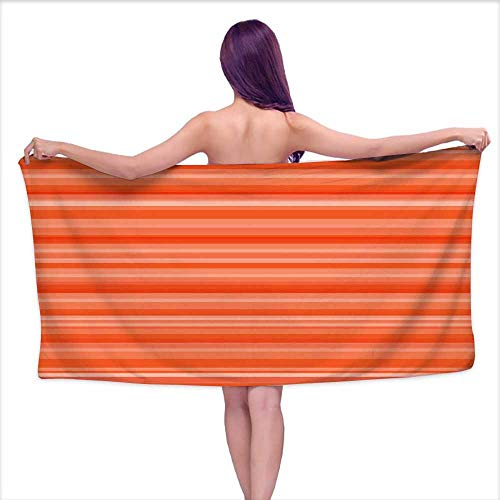 Marimekko Striped Wrap - Hariiuet Bath Towel Sets for Bathroom Abstract Striped Pattern Wallpaper illustration1,W12 xL35 for Men red