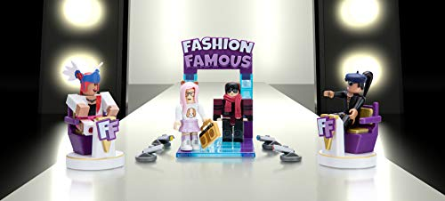 Roblox Celebrity Fashion Famous Playset FREE SHIPPING!