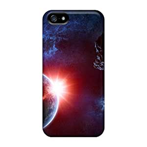 Special Design Back Digital Universe Phone Cases Covers For Iphone 5/5s