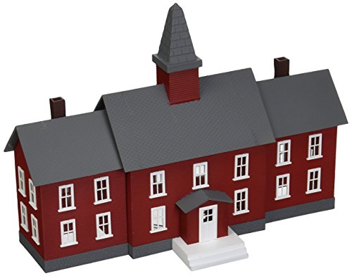 (Model Power 783 HO B/U Little Red School House)