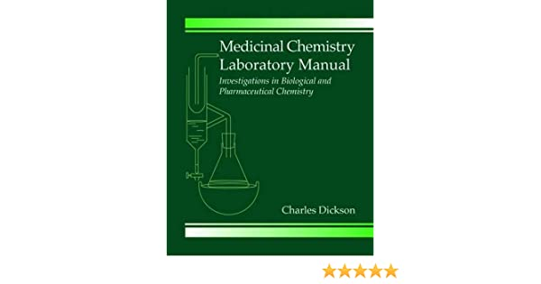 medicinal chemistry laboratory manual investigations in biological rh amazon com Organic Chemistry Lab Clinical Chemistry Laboratory Manual