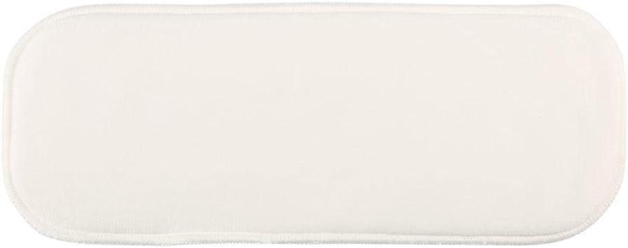 Pañales lavable, 3 capas de algodón de cáñamo, pieza reemplazable Pañal de pañal para bebés y niños pequeños: Amazon.es: Salud y cuidado personal
