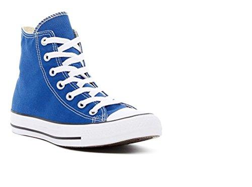 Converse Chuck Taylor All Star Unisex Hi-top Vrijetijdsschoen (oogverblindend Blauw, 9.5 D (m) Ons / 11.5 B (m) Ons)