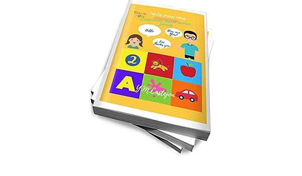 Aprender Inglés para niños: Saludos, despedidas, familia, y frases, palabras, sonidos, gramatica, educacion en casa, libro para niños, aprender ingles (English Edition) eBook: CASTEJON, Y.M: Amazon.es: Tienda Kindle