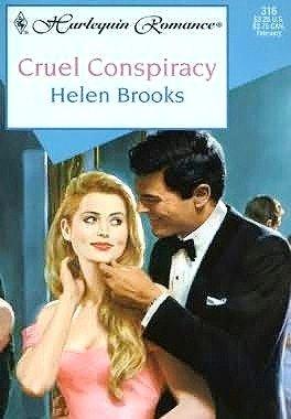 book cover of Cruel Conspiracy
