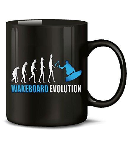 WAKEBOARD EVOLUTION 622(Schwarz-Blau)