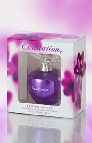 fba1a0724ac Amazon.com : EXALTATION EDITION LIMITEE BY YVES DE SISTELLE PERFUME FOR  WOMEN 3.3 OZ / 100 ML EAU DE PARFUM SPRAY : Beauty