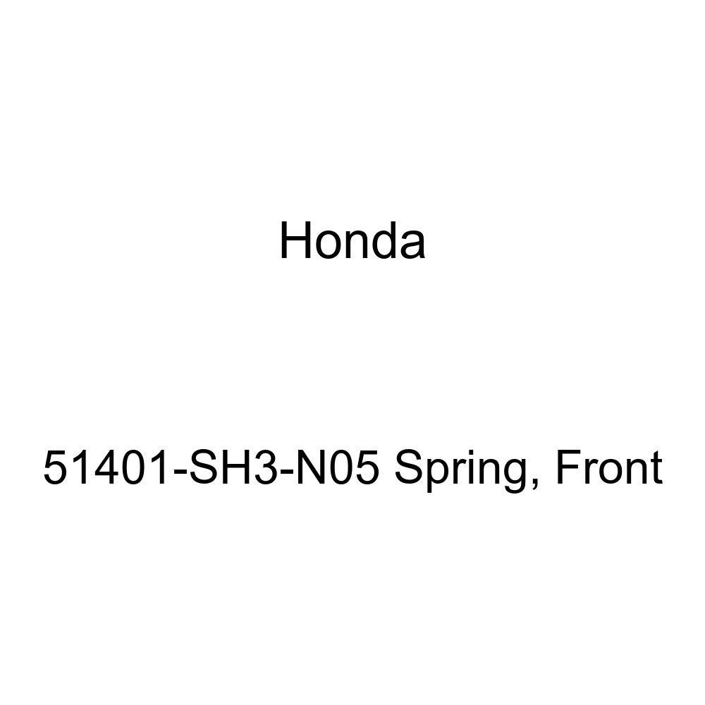 Front Genuine Honda 51401-SH3-N05 Spring