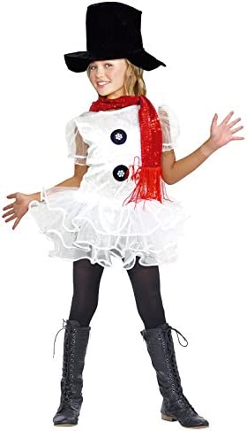 Disfraz Muñeca de Nieve para niña 10-12 años: Amazon.es: Juguetes ...