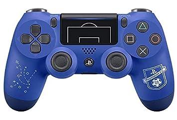 Limited Edition Playstation UEFA F.C. PS4 Pro Rapid Fire Custom Modded Controller 40 Mods für Alle großen Shooter Spiele, For