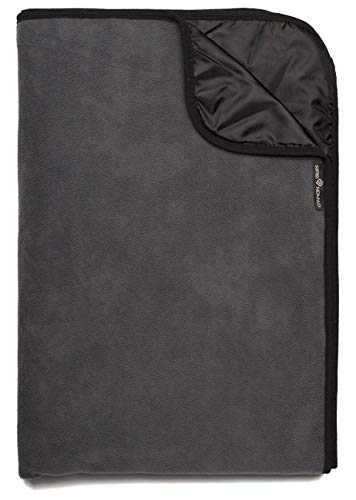 SuitedNomad XL Extreme Weather Stadium Blanket with Thermal Reflective Liner