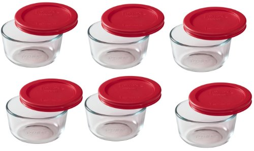 one cup freezer containers - 4