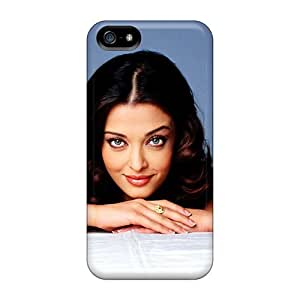 Fashion Protective Aishwarya Rai Attractive Smile Case Cover For Iphone 5/5s