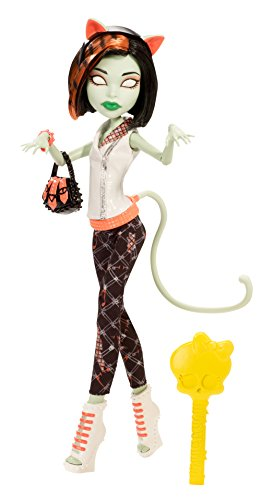 Monster High Freaky Fusion Scarah Screams Doll (Monster High Boy Dolls For Sale)