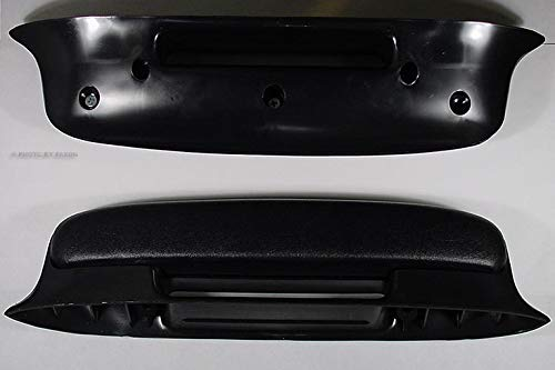 2 Black Arm Rests for 1957 57 Chevy Bel Air