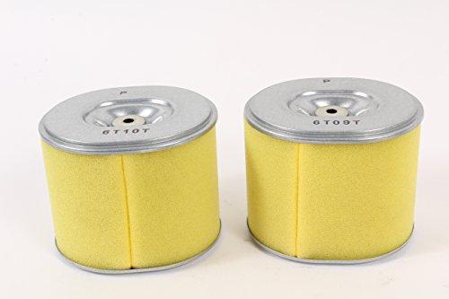 Honda 17210-ZE3-505 Pack of 2 Air Filters ()