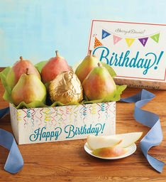 Harry and David Birthday Pear Gift (Harry And David Pears)