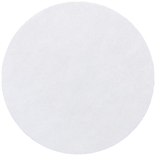 Whatman 4712B30PK 1001110 Grade 1 Qualitative Filter Paper, 110 mm Thick and Max Volume 571 ml/m (Pack of 100) by Whatman (Image #1)'