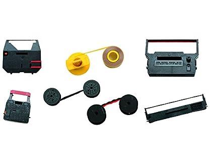 UniOffice 95496 - Cinta para máquina escribir Olivetti, Unidades contenidas: 1