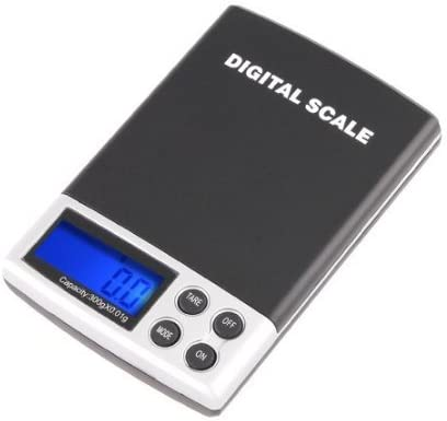 Desktop 2.5 Ounces With Weight The Postmaster Letter Scale