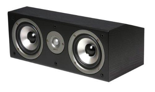 Polk Audio AM1582-A CS1 Series II Center Channel Speaker (Black) Each by Polk Audio