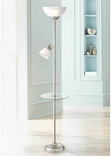 London Modern Torchiere Floor Lamp