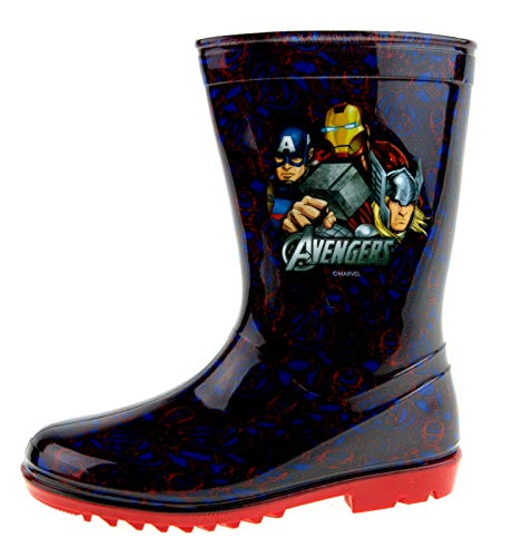 Spiderman Sublimation Boys Wellie