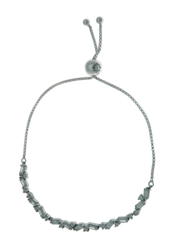 Pandora Glacial Beauty Sliding Bracelet 23 cm 597558CZ1 by Pandora (Image #1)