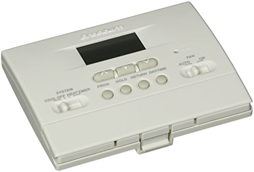 BRAEBURN 2200NC Thermostat, Value 5-2 Day Programmable, 2H/1