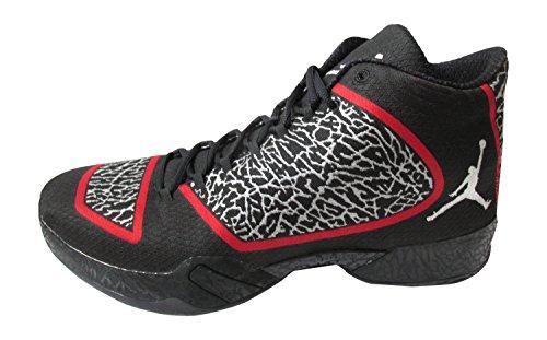 Nike - Air Jordan XX9 - black white gym red 023