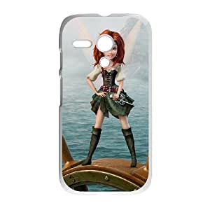 Motorola Moto G Csaes phone Case ThePirate Fairy HDXZ94354