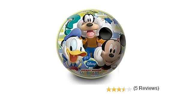 Mickey Mouse Pelota de 23 cm (Unice 2637): Amazon.es: Juguetes y juegos