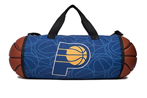 Maccabi Art Indiana Pacers Basketball to Duffle Authentic by Maccabi Art