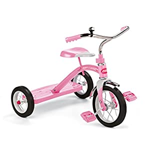 Classic Pink Tricycle