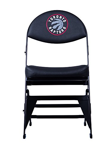 Spec Seats Official NBA Licensed X-Frame Courtside Seat Toronto Raptors by Spec Seats