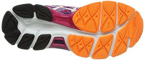 Running Cumulus Blue Hot White Gel Pink Women's Asics Shoes 16 Deep xT1InSwv