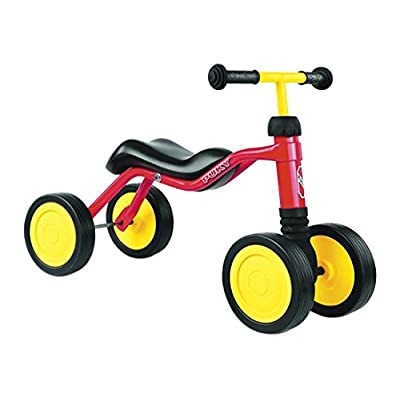 Puky Wutsch (Color: red) childrens ride on toys: Toys & Games