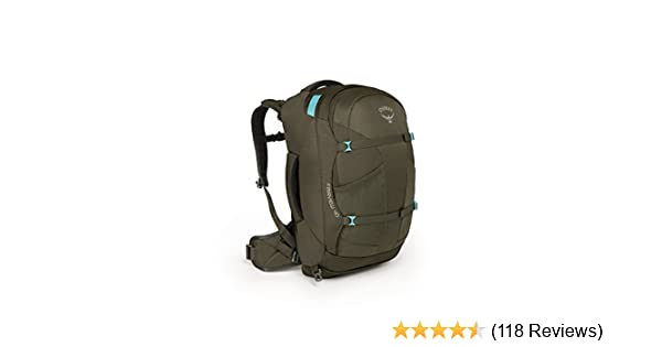 030835080f Amazon.com   Osprey Packs Fairview 40 Women s Travel Backpack   Sports    Outdoors