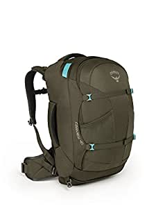 Osprey Packs Fairview 40 Travel Backpack, Misty Grey, X-Small/Small