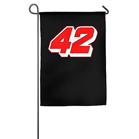 Sports Kyle Larson No. 42 Garden Flag (Garden Flag Tony Stewart)